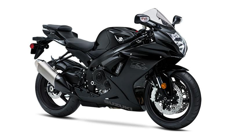 2020 Suzuki GSX-R600 in Danbury, Connecticut - Photo 2