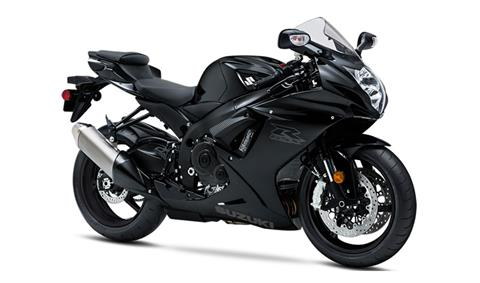 2020 Suzuki GSX-R600 in Van Nuys, California - Photo 2