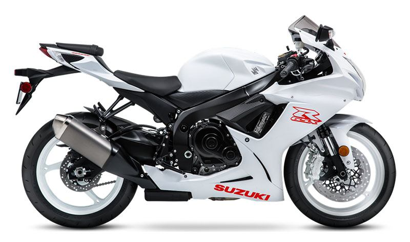 2020 Suzuki GSX-R600 in Van Nuys, California - Photo 1