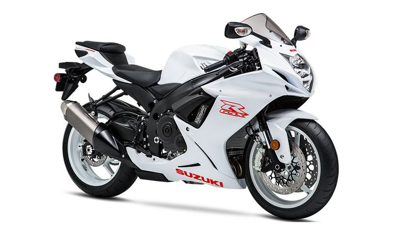 2020 Suzuki GSX-R600 in Mineola, New York - Photo 3