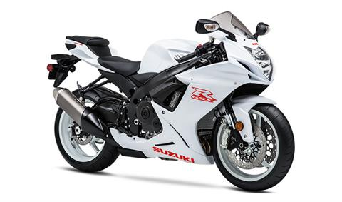 2020 Suzuki GSX-R600 in Sanford, North Carolina - Photo 2