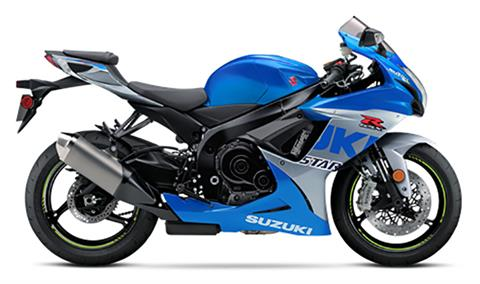 2021 Suzuki GSX-R600 100th Anniversary Edition in Grass Valley, California - Photo 1
