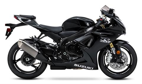 2020 Suzuki GSX-R750 in Asheville, North Carolina