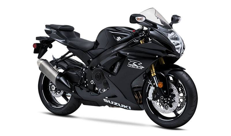 2020 Suzuki GSX-R750 in Madera, California - Photo 2