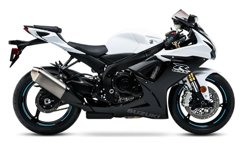2020 Suzuki GSX-R750 in Mineola, New York - Photo 1