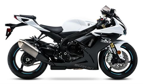 2020 Suzuki GSX-R750 in Petaluma, California
