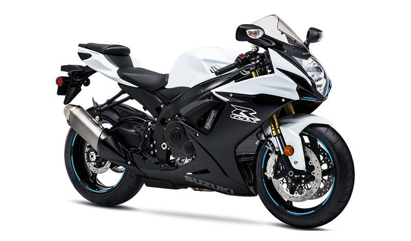 2020 Suzuki GSX-R750 in Van Nuys, California - Photo 2