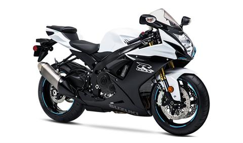 2020 Suzuki GSX-R750 in Mineola, New York - Photo 2