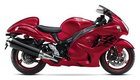 2020 Suzuki Hayabusa in San Francisco, California - Photo 1