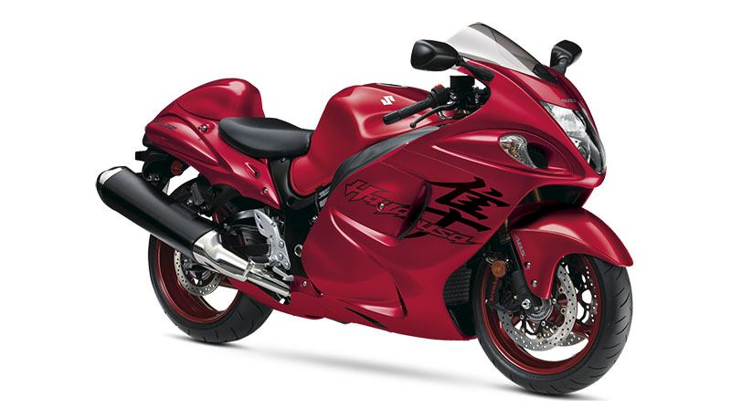 2020 Suzuki Hayabusa in Goleta, California - Photo 2