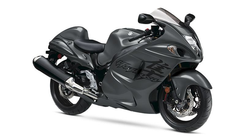 2020 Suzuki Hayabusa in Athens, Ohio - Photo 2