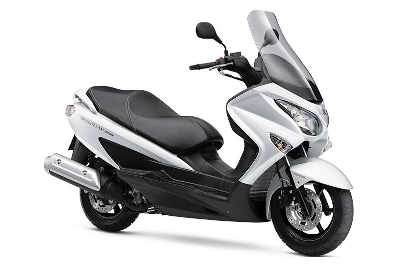 2020 Suzuki Burgman 200 in Woonsocket, Rhode Island - Photo 2