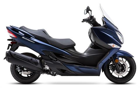 2020 Suzuki Burgman 400 in Madera, California