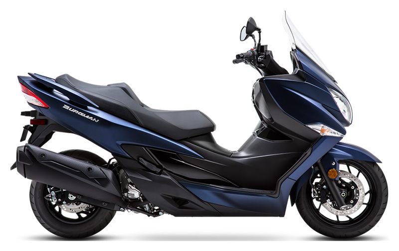 2020 Suzuki Burgman 400 in Danbury, Connecticut - Photo 1