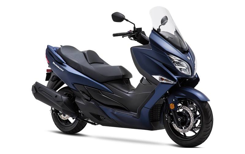 2020 Suzuki Burgman 400 in Warren, Michigan - Photo 2