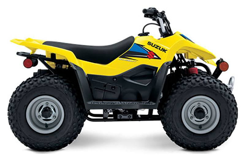 2021 Suzuki QuadSport Z50 in Athens, Ohio - Photo 1