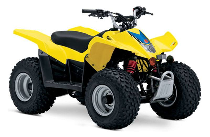 2021 Suzuki QuadSport Z50 in Athens, Ohio - Photo 2