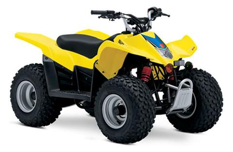 2021 Suzuki QuadSport Z50 in Billings, Montana - Photo 2