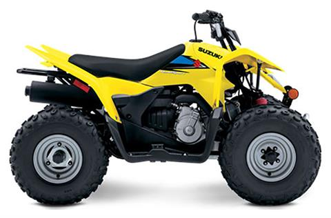 2021 Suzuki QuadSport Z90 in Sacramento, California