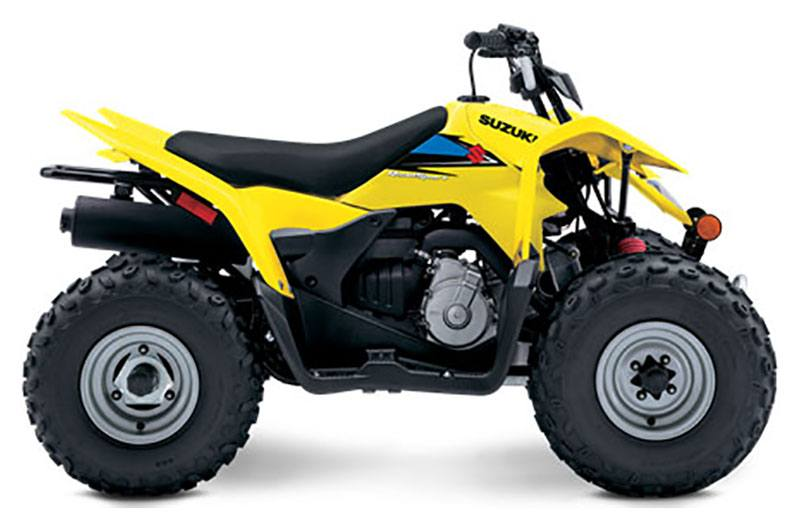 2021 Suzuki QuadSport Z90 in Woonsocket, Rhode Island