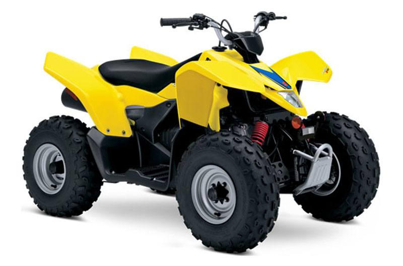 2021 Suzuki QuadSport Z90 in Francis Creek, Wisconsin - Photo 2
