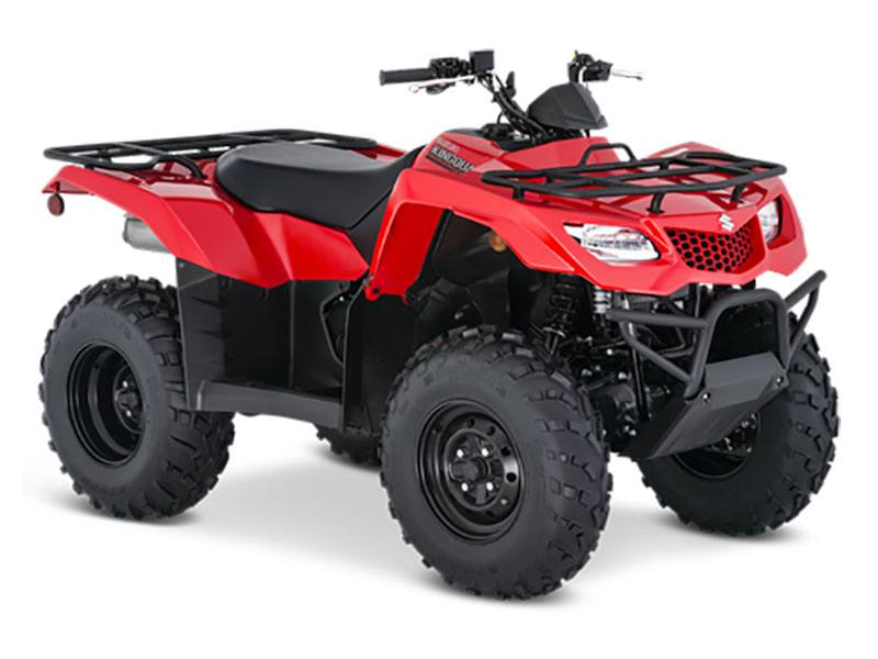2021 Suzuki KingQuad 400ASi in Belleville, Michigan - Photo 2