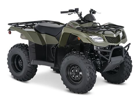 2021 Suzuki KingQuad 400ASi in Merced, California - Photo 2
