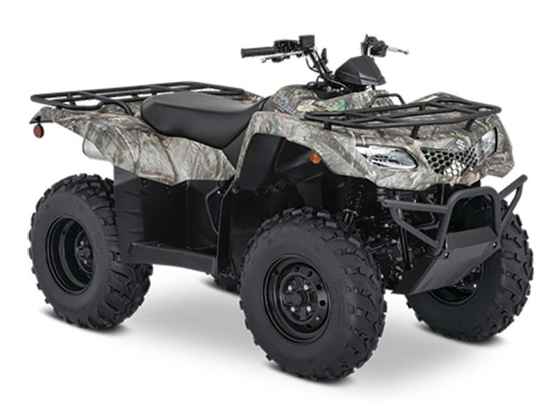 2021 Suzuki KingQuad 400ASi Camo in Watseka, Illinois - Photo 2