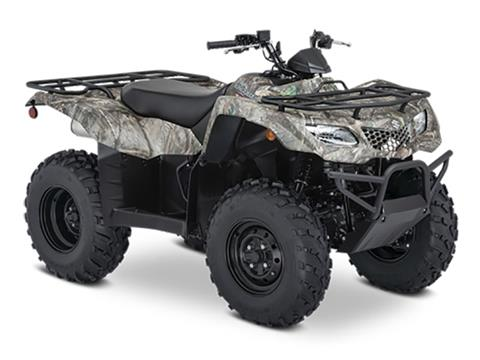 2021 Suzuki KingQuad 400ASi Camo in Coeur D Alene, Idaho - Photo 2