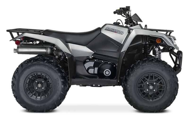 2021 Suzuki KingQuad 400ASi SE+ in Hancock, Michigan - Photo 1