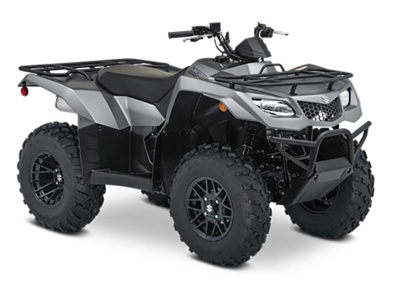 2021 Suzuki KingQuad 400ASi SE+ in Hancock, Michigan - Photo 2