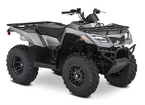 2021 Suzuki KingQuad 400ASi SE+ in Johnson City, Tennessee - Photo 2