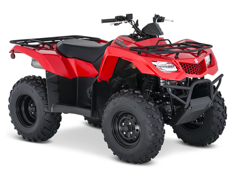 2021 Suzuki KingQuad 400FSi in Logan, Utah - Photo 2