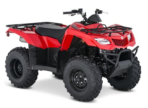 2021 Suzuki KingQuad 400FSi in Johnson City, Tennessee - Photo 2