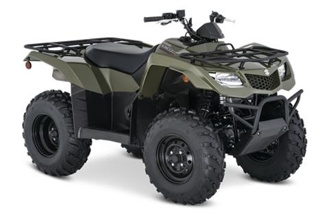 2021 Suzuki KingQuad 400FSi in Madera, California - Photo 2