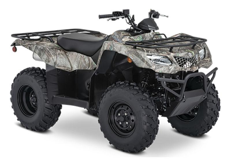 2021 Suzuki KingQuad 400FSi Camo in Watseka, Illinois - Photo 2