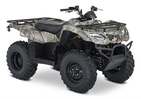 2021 Suzuki KingQuad 400FSi Camo in Hancock, Michigan - Photo 2