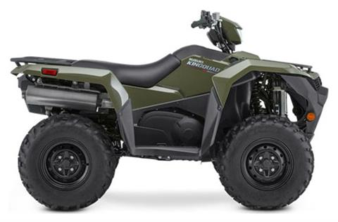 2021 Suzuki KingQuad 500AXi in Iowa City, Iowa