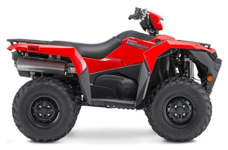 2021 Suzuki KingQuad 500AXi in Spencerport, New York - Photo 1
