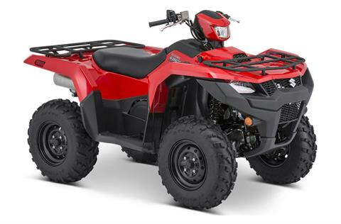 2021 Suzuki KingQuad 500AXi in Hancock, Michigan - Photo 2