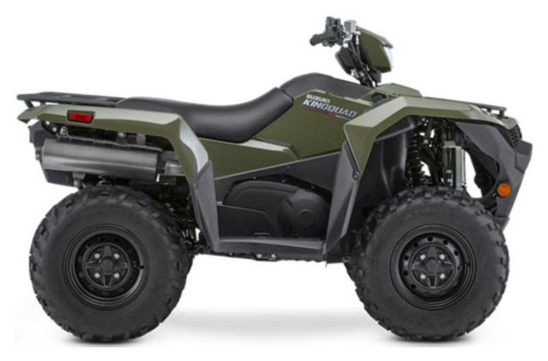 2021 Suzuki KingQuad 500AXi in Del City, Oklahoma