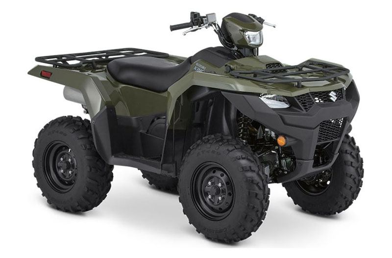2021 Suzuki KingQuad 500AXi in Massillon, Ohio - Photo 2