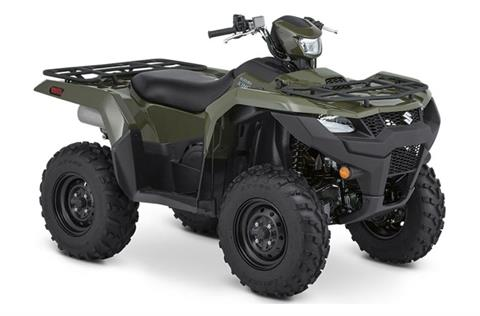 2021 Suzuki KingQuad 500AXi in Warren, Michigan - Photo 2