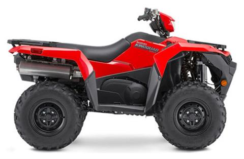 2021 Suzuki KingQuad 500AXi Power Steering in Junction City, Kansas - Photo 1
