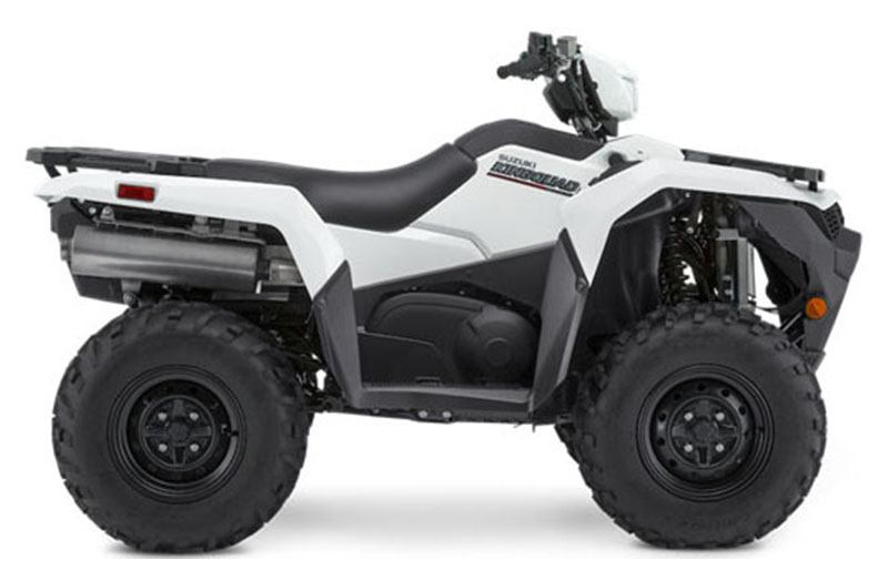 2021 Suzuki KingQuad 500AXi Power Steering in Santa Clara, California - Photo 1