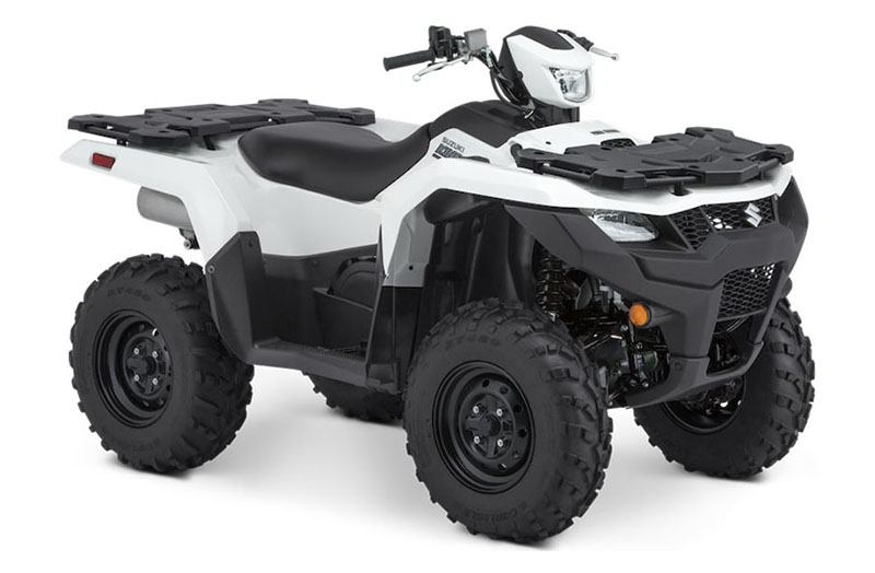 2021 Suzuki KingQuad 500AXi Power Steering in Madera, California - Photo 2