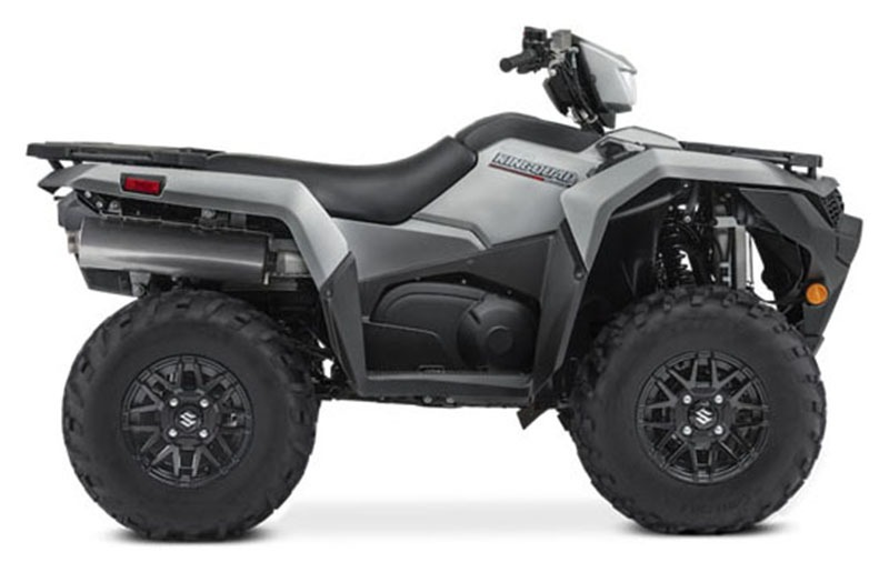 2021 Suzuki KingQuad 500AXi Power Steering SE+ in Santa Clara, California - Photo 1