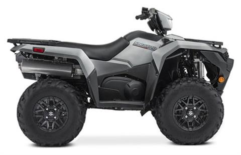 2021 Suzuki KingQuad 500AXi Power Steering SE+ in Watseka, Illinois