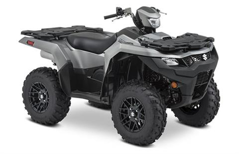 2021 Suzuki KingQuad 500AXi Power Steering SE+ in Watseka, Illinois - Photo 2
