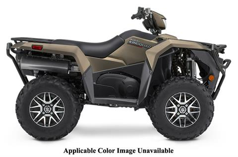 2020 Suzuki KingQuad 750AXi Power Steering SE+ with Rugged Package in Belleville, Michigan
